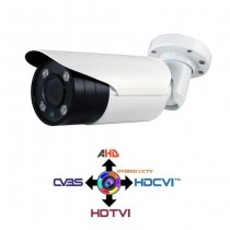 Motozoom Bullet ULTRAPRO CCTV 6-22mm 4IN1 HYBRID HD@1080p 2Mpx Real WDR 120dB IP66