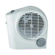 Portable and wall-mounted fan heater with timer Vortice SCALDATUTTO DUEMILA T - sku. 70188