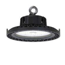 100W LED Industrieleuchten High Bay UFO Driver Meanwell 13.000LM Hohe Lumen Schwarzer Körper IP44 VT-9117 - SKU 5586 Kaltweiß 6400K