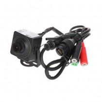 IP micro camera wifi full hd 1080p 2Mpx 2.8mm osd slot sd onvif metal IP20