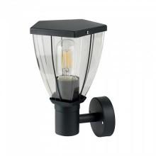 V-TAC VT-835 Portalampada lanterna da giardino facing up corpo acciaio inox grigio opaco ip44 E27 - sku 8628