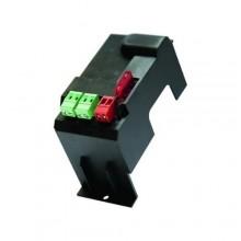 Platine für den Anschluss von 2 Notbatterien LBEM40