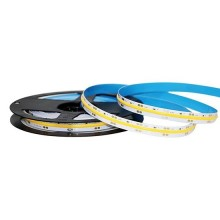 V-TAC VT-512 bande strip led COB 24V 512LEDs/m 5m blanc chaud 3000K CRI>90 IP20 - SKU 2649