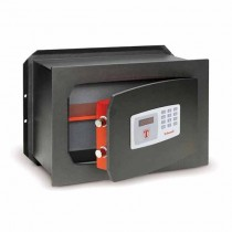 Technomax TECHNOSAFE DIGITAL Cassaforte a muro con combinazione elettronica digitale motorizzata con display TE/3 - made in Italy