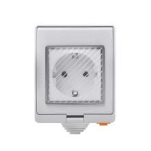 Waterproof WiFi Smart Socket standard EU with timer SONOFF S55