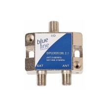 Multiplexer 90TV-SAT/EL blue line dbl 2.1