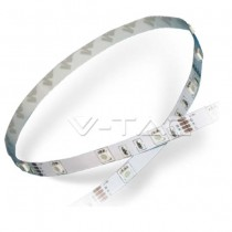 LED Strip 5050 150LED 5Mt No waterproof - Mod. VT-5050 IP20 SKU 2124 - Multicolor RGB