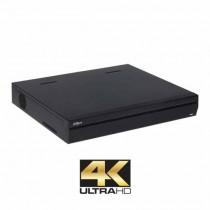 NVR ULTRA HD 4K SMART 1.5U 32CH HDMI/VGA 16xPoE-A +eSATA 320Mbps Dahua NVR5432-16P-4KS2