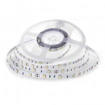 V-TAC VT-5050 Striscia 150LED 12V SMD5050 5M bianco caldo 3000K IP20 no wp - SKU 2135