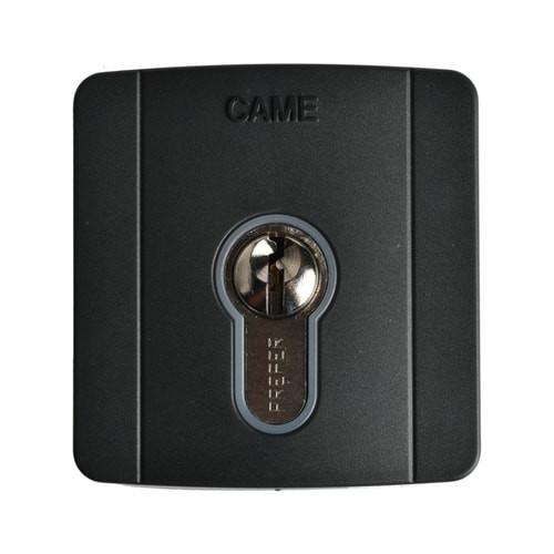 Selettore a chiave da incasso con cilindro serratura for Estrarre chiave rotta da cilindro