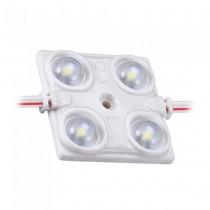 V-TAC VT-28356 Modulo 4 LED Chip SMD2835 1,44W 12V monocolore rosso waterproof IP68 - sku 5131