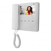 """Interphone vidéo à 2 fils BPT AGT V avec écran couleur 5"""" pour système X1 840CF-0020"""