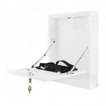 Boîte en métal pour CCTV DVR verticale - tamper pulsar AWO528W