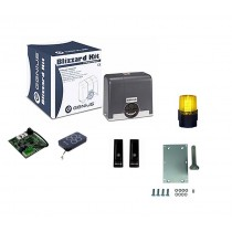 BLIZZARD sliding gate automation kit 500kg FAAC GENIUS