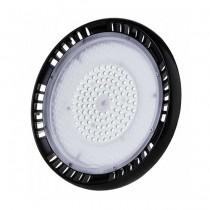 V-TAC PRO VT-9-98 Lampes Industrielles LED 100W chip samsung smd 8.000LM noir blanc neutre 4000K - SKU 556