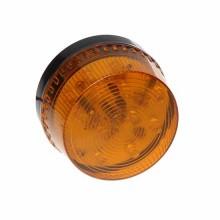 12V Indoor LED Siren optical signaling Orange - 90SO-05