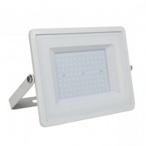 V-TAC PRO VT-106 100W Led Floodlight white slim Chip Samsung smd high lumens cold white 6400K - SKU 769