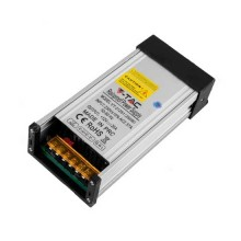 V-TAC VT-21251 250W LED SLIM Power Supply 12V 20A 2 outputs rainproof IP45 - SKU 3232