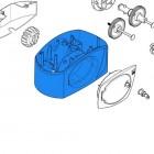 Gear motor box BX-243 – 119RIBX044