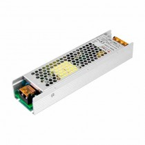 V-TAC VT-24120 Alimentation LED SLIM 120W 24V 5A acier inoxydable IP20 - SKU 3262