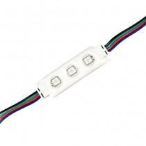 V-TAC VT-50506 0,72W LED Module SMD5050 0,72W 12V Multicolor RGB waterproof IP67 - sku 5134