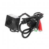 Microcamera digitale IP wifi full hd 1080p 2Mpx 2.8mm osd slot sd onvif metal IP20