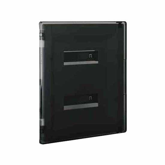 Centralino da incasso in resina fum 24 moduli din for Bpt thermoprogram th 24 prezzo