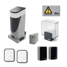 SLH400BDKCE NICE Automation kit for sliding gate 400kg 24v