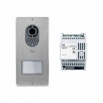 Bpt KIT FREE-LVC 62621040 Lithos Vidéo extensible base de système d'entrée