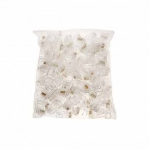 RJ-45 Cat5e UTP, Modular plugs pack of 100 pcs