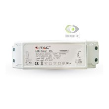 V-TAC Driver per pannelli led 45W Flicker-Free - sku 6270