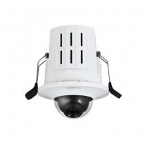 Dahua IPC-HDB4231G-AS Caméra IP encastrée à dôme 2Mpx full HD 2.8mm audio slot sd wdr ivs poe ip67