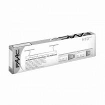 FAAC N1D AUTO kit automatisation universel pour volets, 1 ou 2 portes, marron (8017)