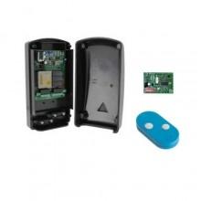 Sistema completo di comando a 230 V AC con dispositivo radio a 433,92 MHz per serrande avvolgibili CAME 8K09QA-001 - ex TRA04
