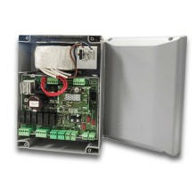 CAME 801QA-0050 ZLX24MA Multifunktions-Steuereinheit für 24V antriebe zweiflügelige drehtore mit programmierdisplay