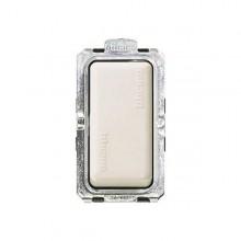 Deviatore 1P 16AX 250V ac - colore bianco Bticino Magic 5003