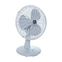 """Ventilatore oscillante da tavolo Vortice GORDON 30/12"""" ET Bianco - sku 60610"""
