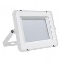 V-TAC PRO VT-156 Faro led 150W slim alluminio bianco chip Samsung SMD alta luminosità bianco naturale 4000K - SKU 774