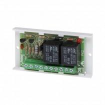 Module de relais 12V 2A - 2 sorties REL-C/NO/NC Pulsar 90AWZ508