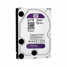 """Hard Disk HD Sata 6 Gb/s 3.5"""" Western Digital Purple 2TB - WD20PURZ"""