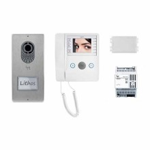 KIT BPTKITAGATA Single Family color videophone AGATA Bpt