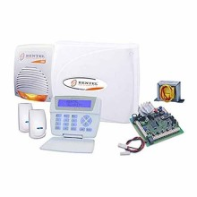 Bentel KITKYO8 8-zone wired central alarm + accessories