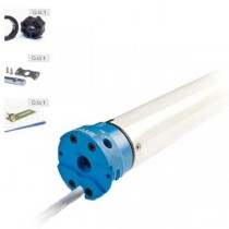 Set Mondrian 5 - 30 Nm motore tubolare tapparelle Came 001Y5030A151MO KIT 001UY0020