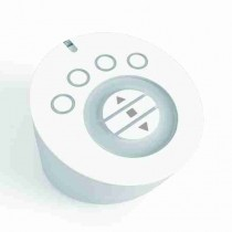 Transmetteur portable NICE AGIO pour la commande des rideaux, stores, éclairages, charges électriques AG4W avec socle de recharge