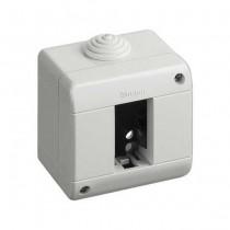 Boîtier étanche 1 Module IP40 Idrobox MATIX - Bticino 25401