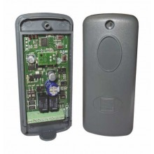 CAME S0002P Two-channel control card for BUS CXN selectors with digital keypad S Series - SEL