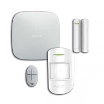 Kit wireless allarme HUB AJAX AJHUBK gsm + lan + accessori