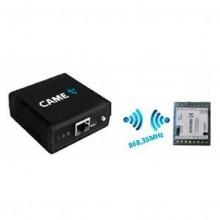 CAME 8K06SA-001 Kit Passerelle Ethernet RETH001 + Module Esclave RSLV001 automatisation gestion à distance