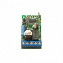 LUTEC RQ1M433 Self -learning radio receiver 1CH 433MHz rolling-code / Dip-Switch