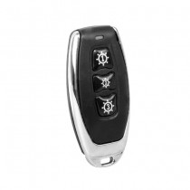 V-TAC Smart Home VT-5143 Wi-Fi Wireless remote control switch 3-buttons body black IP54 - sku 8463